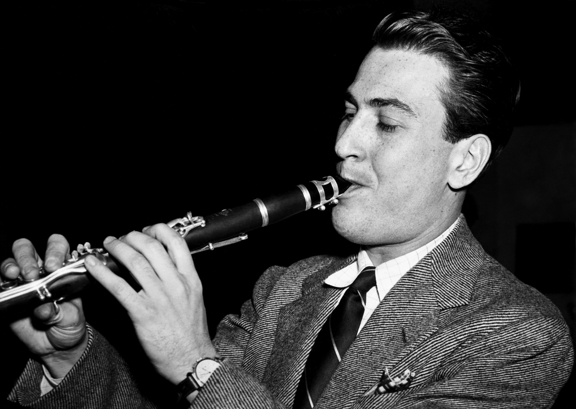 Image result for artie shaw gramercy five