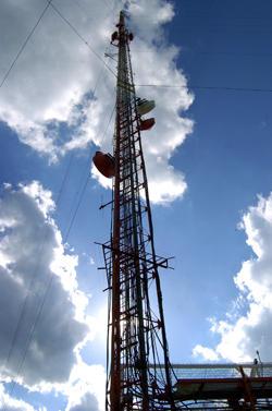 WMKY tower