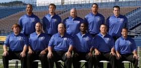 2013 Morehead State Football Coaching Staff