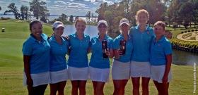 MSU Women's Golf Team