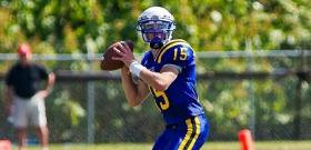 Austin Gahafer, MSU Freshman
