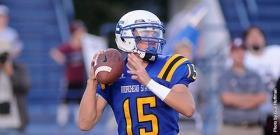Austin Gahafer, MSU Freshman Quarterback