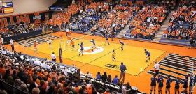 MSU in the NCAA Tournament at Huff Hall