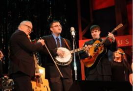 Raymond McLain and the Morehead State University Traditional Music Ensemble
