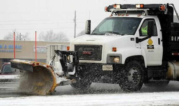 Expensive Winter For Kentucky Transportation Cabinet