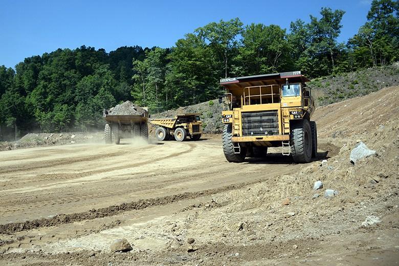 Mountain Parkway Expansion Progress Report | WMKY