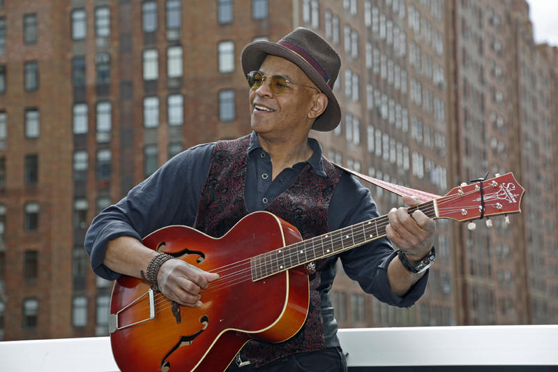 Muddy Bottom Blues:  Guy Davis  (Friday, February 9 at 8:00pm; Saturday, February 10 at 3:00pm)