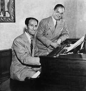 Image result for George & Ira Gershwin