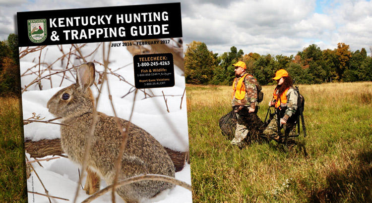 8-13-16 kentucky hunting & trapping guide youtube.