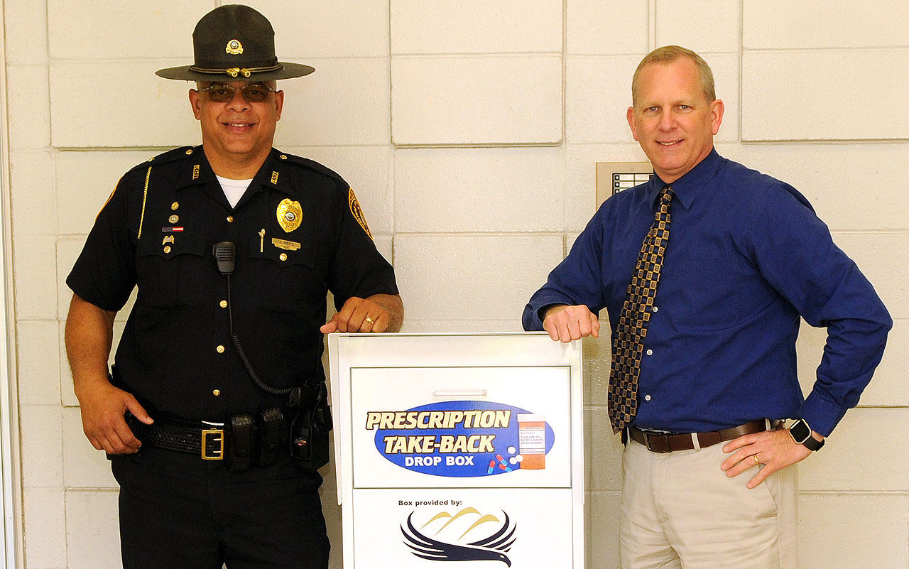Drug take back event in Beckley April 28