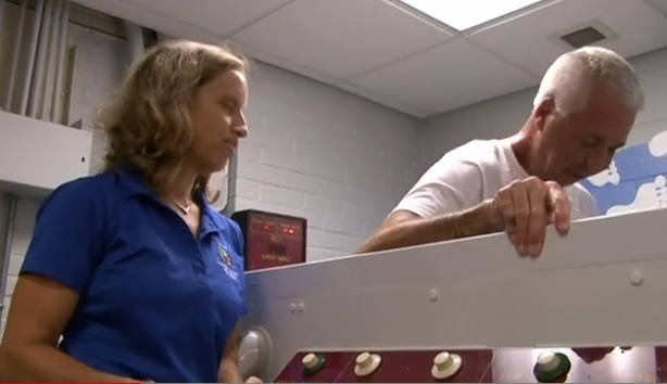 MTSU lab provides hope for people with spinal chord injuries