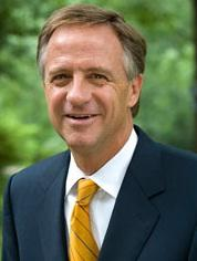 Bill Haslam, Governor of Tennessee