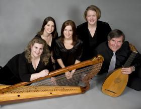 Members of Armonia Celeste