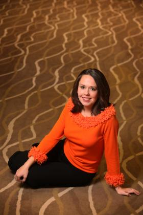 Nashville Symphony Chorus's new Director, Kelly Corcoran
