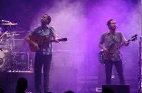 The Lumineers perform at Bonnaroo, June 2013