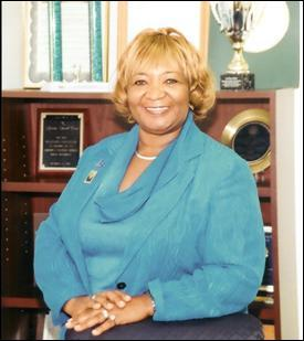 Gloria Jean Sweet-Love, President, Tennessee NAACP