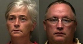 Crystal Messick, 44, and Andrew Messick, 43