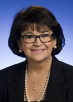 Senator Dolores R. Gresham, R-Somerville, District 26 — Chester, Decatur, Fayette, Hardeman, Hardin, Haywood, McNairy, and Henderson Counties