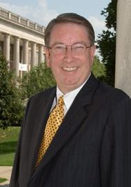 Dr. Randy Lowry, President, Lipscomb University, Nashville.