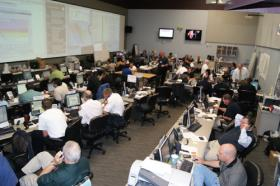 Nashville's Emergency Operations Center