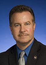 Rep. Mike Sparks, R-Smyrna, District 49