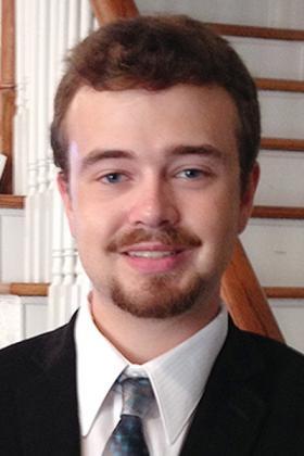 Composer Blair Booth