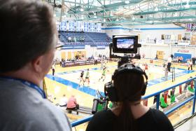 MTSU EMC shoots CUSA Volleyball Tournament