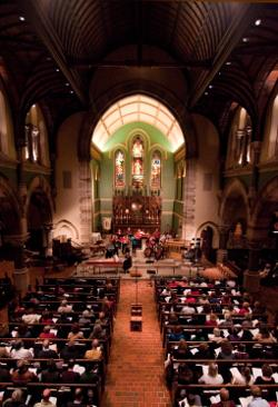 Music CIty Baroque Messiah sing in