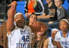 KeKe Stewart matched a career-high 22 points in MT's 63-51 win at UCF on Monday.