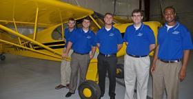 MTSU Flight Instructors
