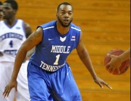Senior Neiko Hunter tallies 19 points in 74-66 win at TSU.