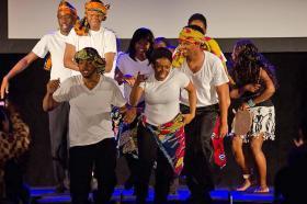 Africa Week at MTSU