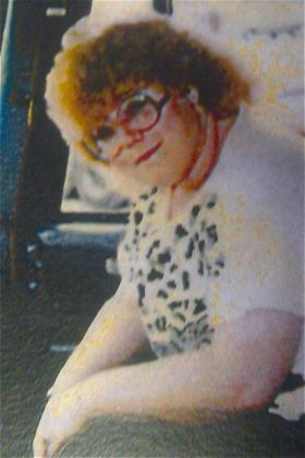A photo of the late Pam Miracle in a photo from the Murfreesboro Police cold case file.