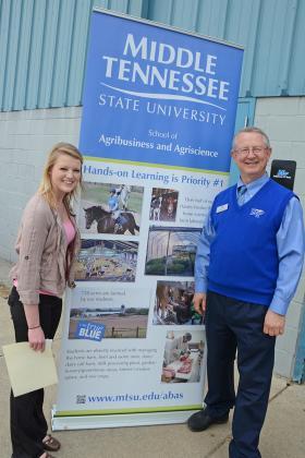 2014 Agriculture Career Fair