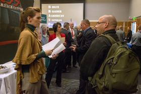 BRAVO Veterans' Job Fair