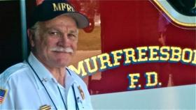Murfreesboro Fire Department Training Coordinator Billy Vinson will retire in early July after 40 years on the job.