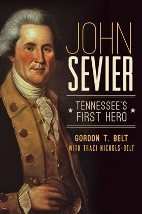 John Sevier book cover