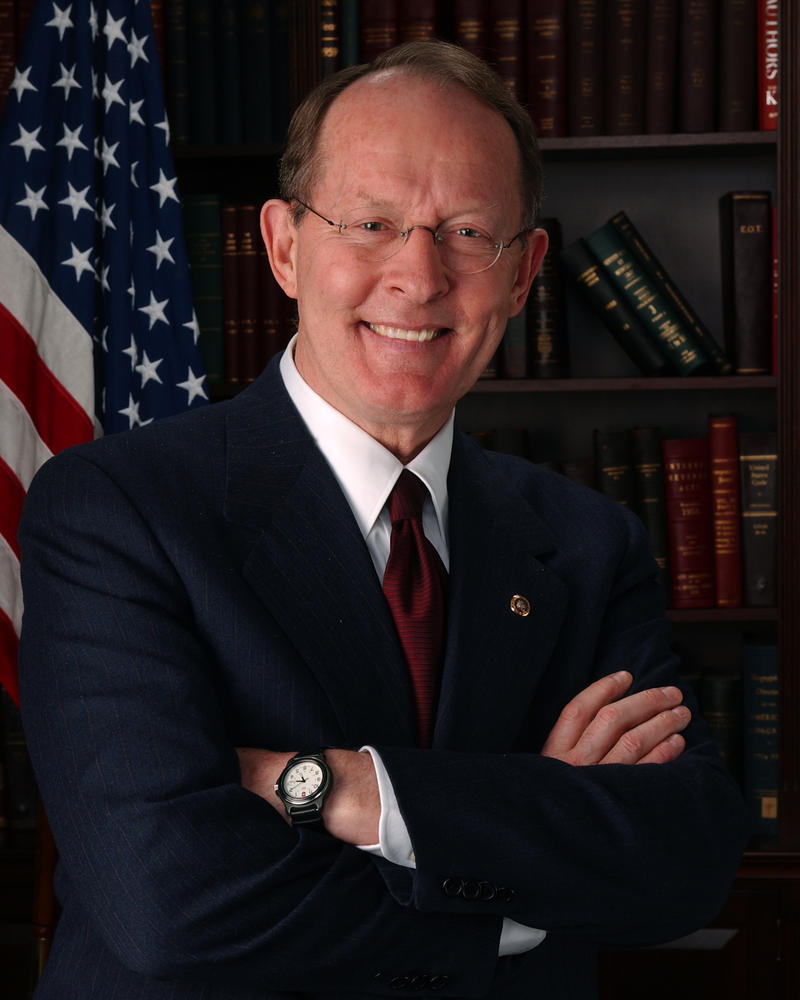 Tennessee Senator Lamar Alexander