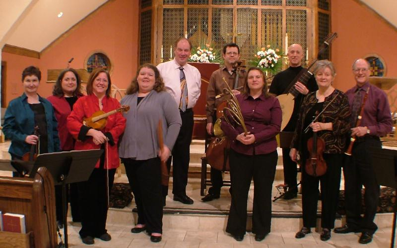 Members of the Music City baroque