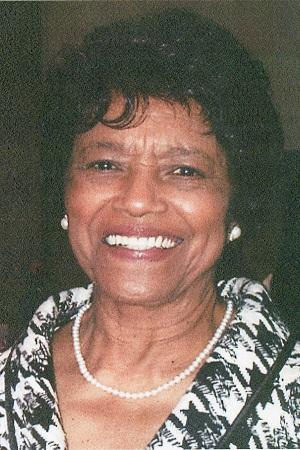 Mary Scales was MTSU's first African-American professor.