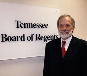 Tennessee Board of Regents Chancellor John Morgan