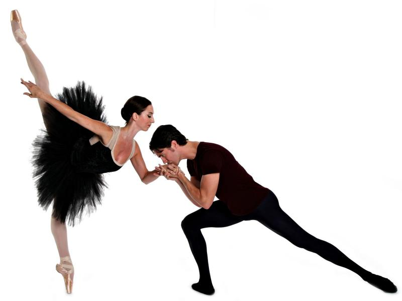 Salsa Dreams will be one of three distinct dances to be performed this weekend by the Nashville Ballet.