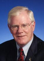 Republican Rep. Charles Sargent of Franklin