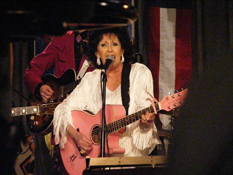 Wanda Jackson will headline Southern Girls Rock & Roll Camp at MTSU July 23-28