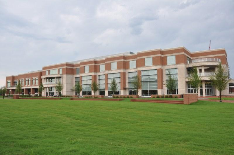 The new $65 million MTSU Student Union