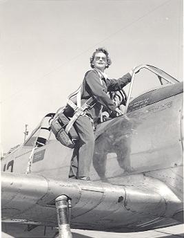 U.S. Veteran Vickie Riggan in a photo provided to the Albert Gore Research Center at MTSU
