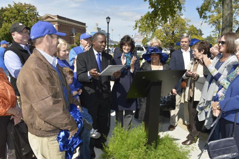 MTSU President Sidney A. McPhee Honors Families Who Donated Property that Became the Original site for Middle Tennessee State Normal School