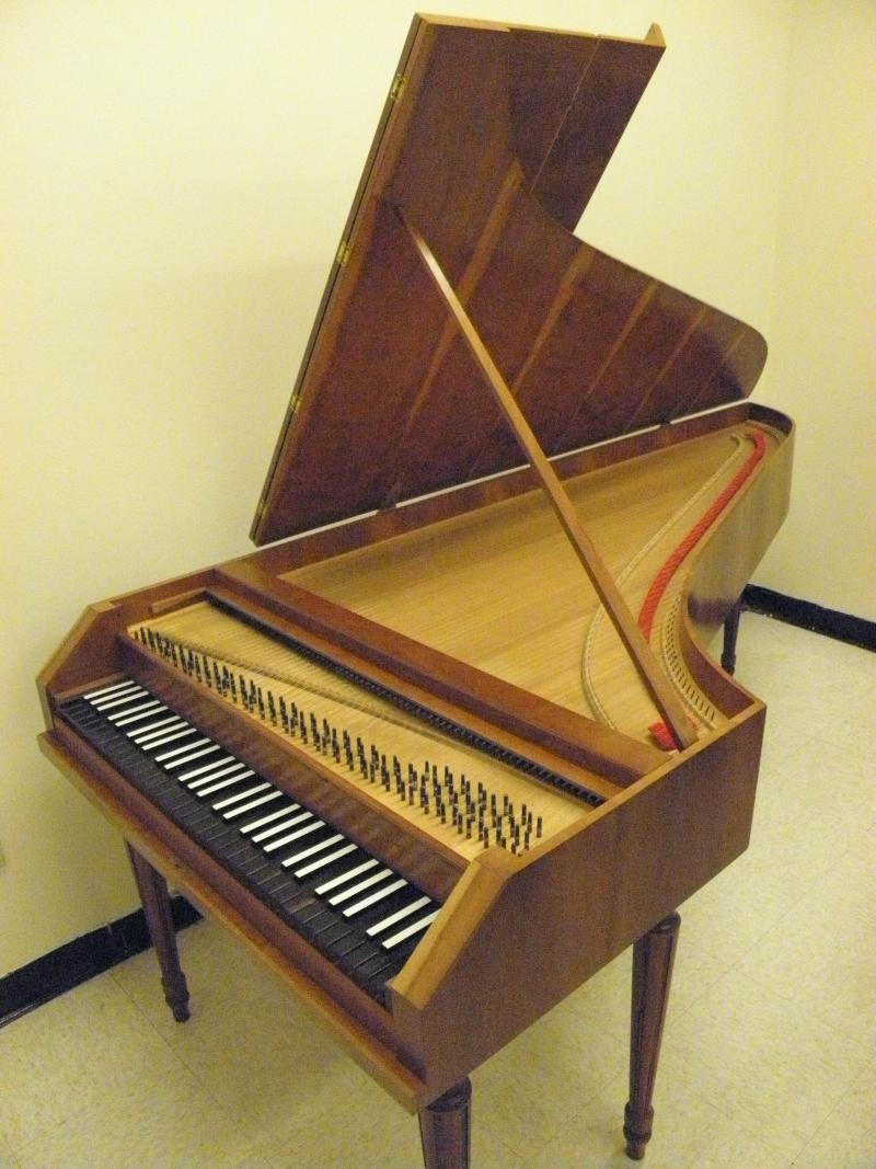 Period instrument concert to feature new MTSU Fortepiano