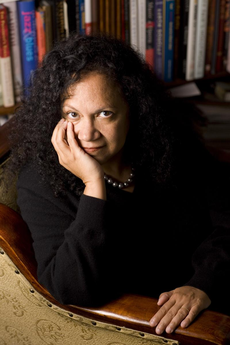Author Alice Randall