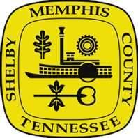 The seal of the City of Memphis